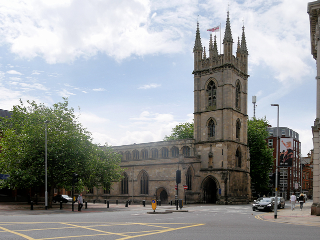 The Church of St Mary the Virgin, Kingston Upon Hull