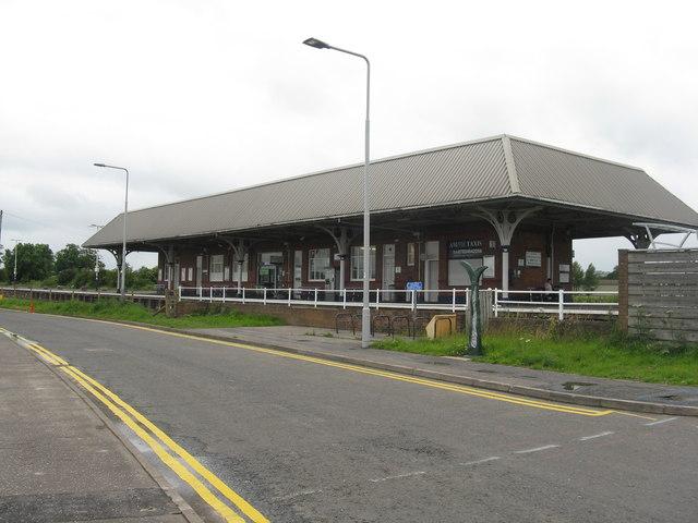 Leuchars station