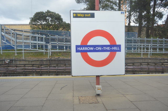 Harrow on the Hill Underground Station