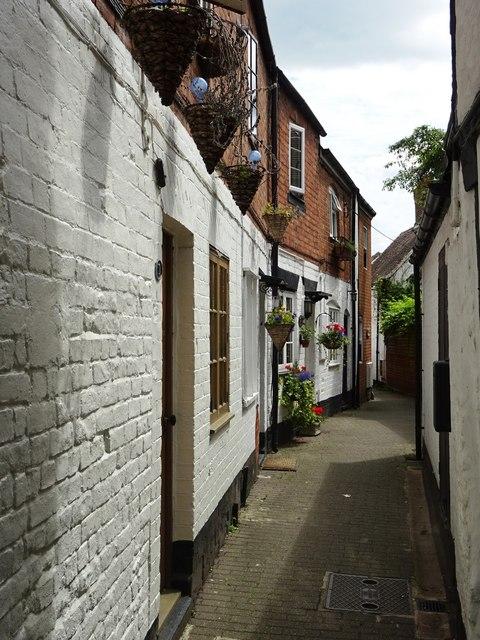 Fletcher's Alley