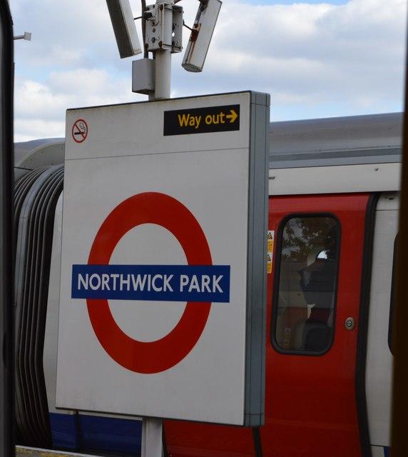 Northwick Park Station