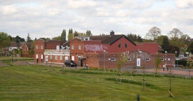 Pavilion, Preston Recreation Ground