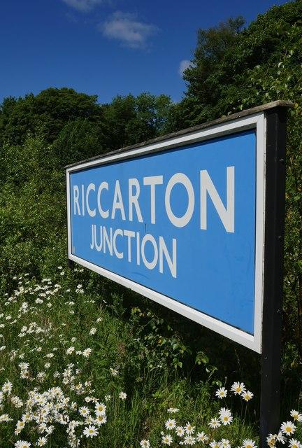 Riccarton Junction