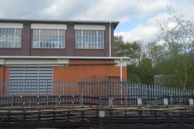 Preston signalbox