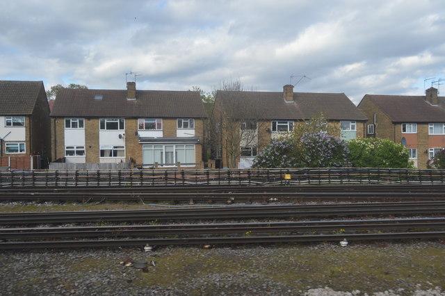 Houses on St David's Close