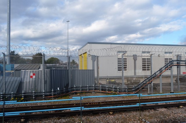 Engine sheds, Neasden