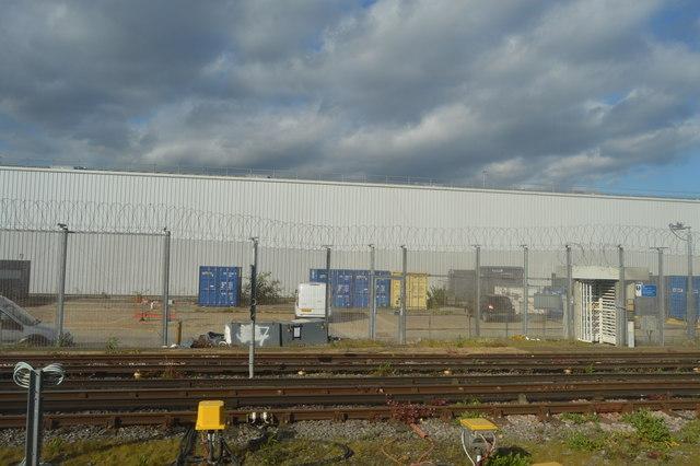 Neasden Depot
