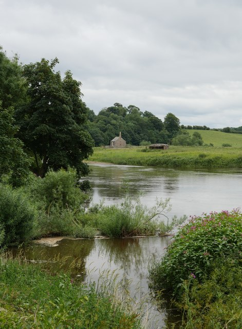 A View Across The Tweed
