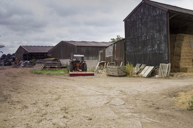 White House farm yard
