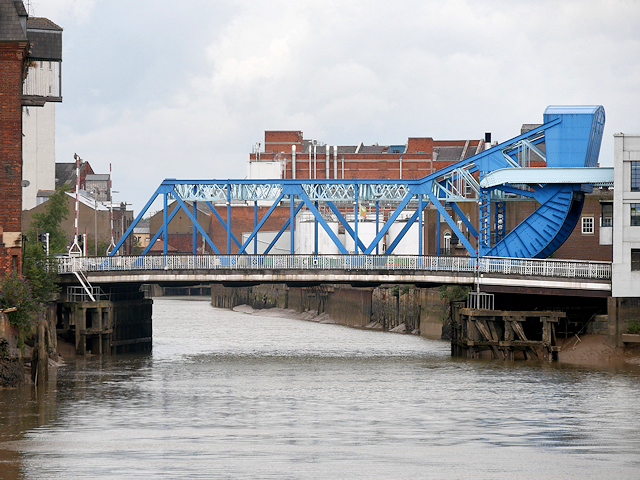 River Hull, North Bridge