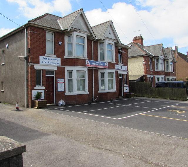 Petherton Veterinary Clinic, Newport Road, Rumney, Cardiff