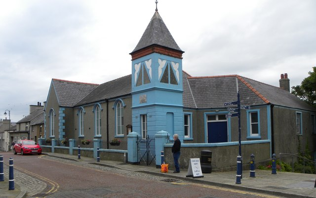 Bethel Congregational Chapel, Cemaes