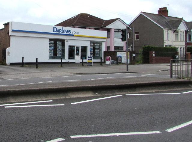 Darlows office, Rumney, Cardiff