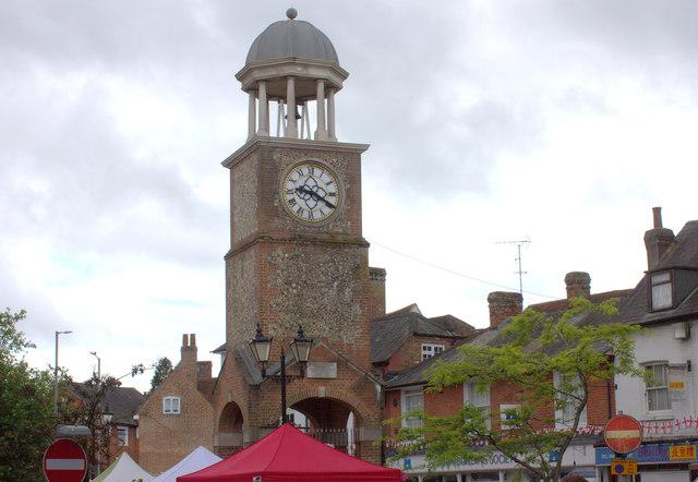 Chesham Clock Tower