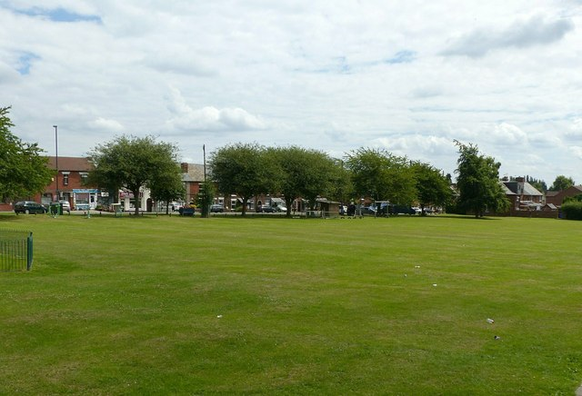 Recreation Ground, Stanley Common