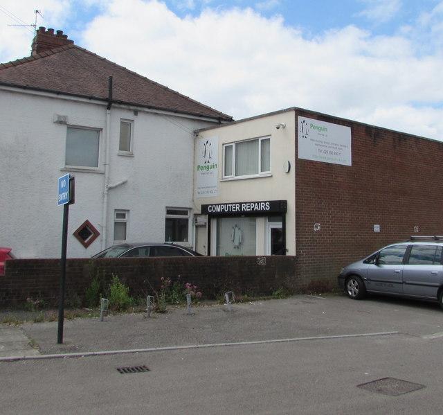 Penguin Internet Ltd, Newport Road, Rumney, Cardiff