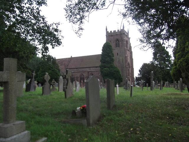 St Swithun's Church, Cheswardine