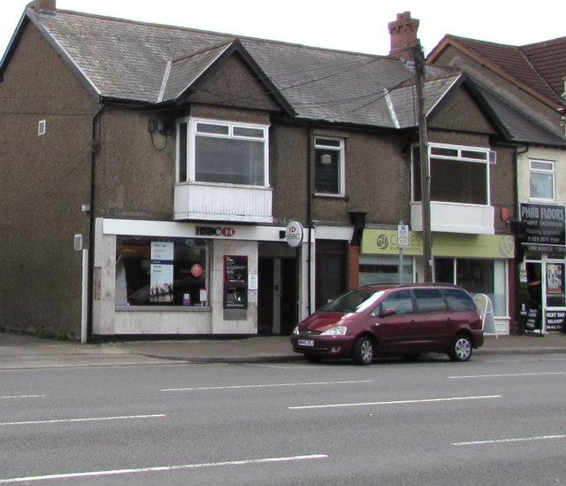 HSBC, Rumney, Cardiff