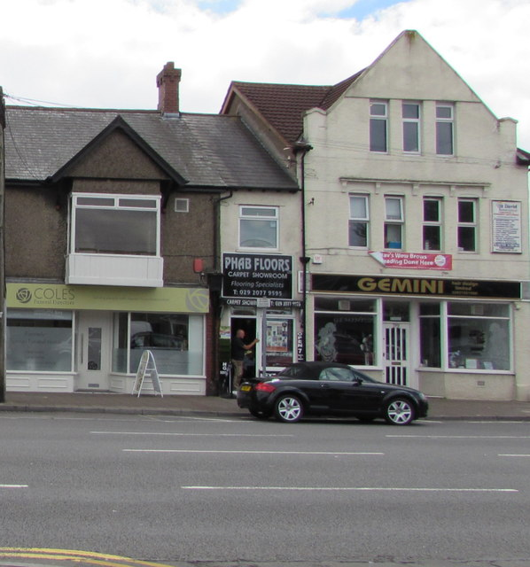 Phab Floors Carpet Showroom, Rumney, Cardiff