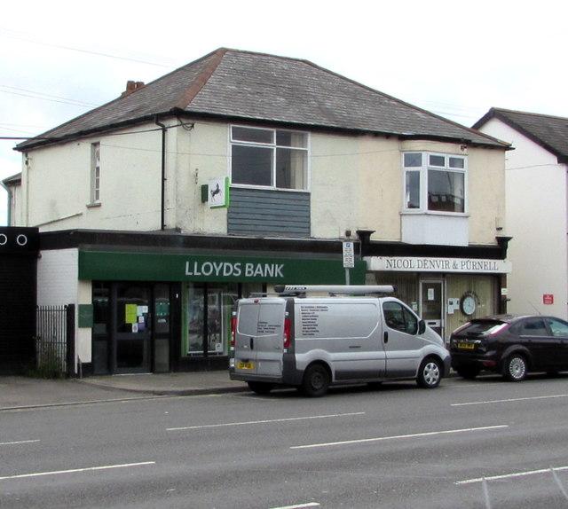 Lloyds Bank, Rumney, Cardiff