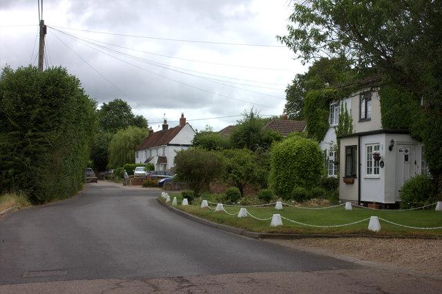 Chesham Vale houses