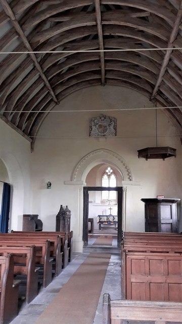 All Saints church, Shorncote
