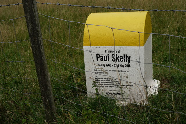 Memorial to Paul Skelly