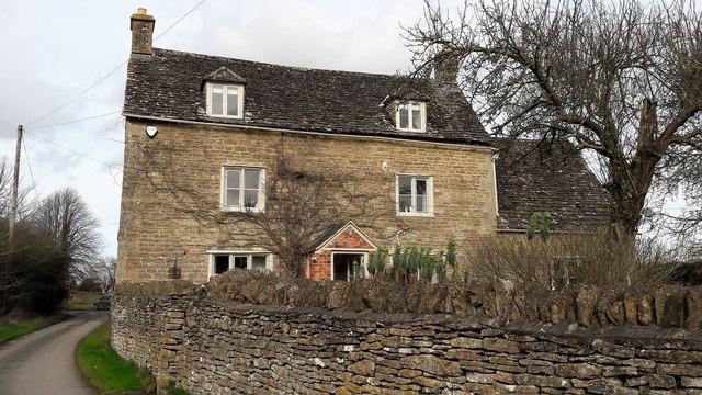 Old Manor Farm, Shorncote