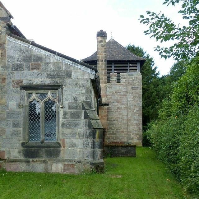 Church of St John the Baptist, Smalley
