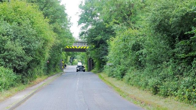 New Arley Bridge
