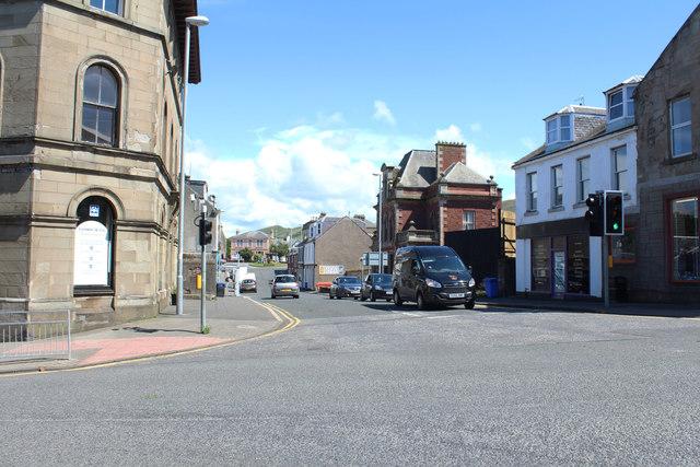 Hamilton Street, Girvan