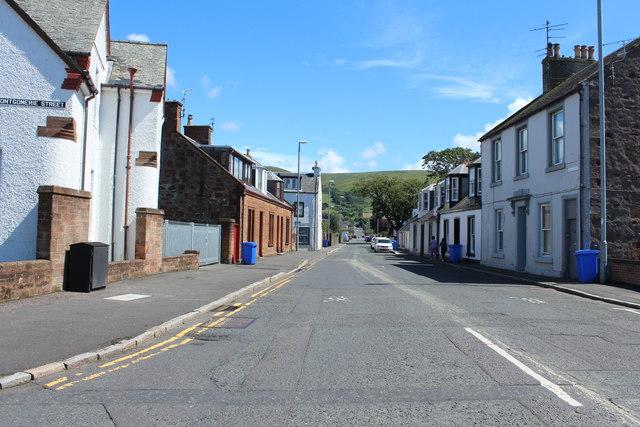 The Avenue, Girvan
