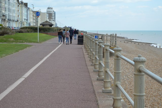 Promenade, West St Leonards