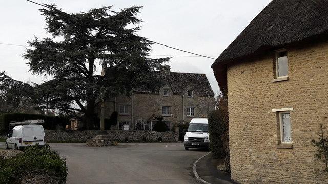 Junction at Poole Keynes