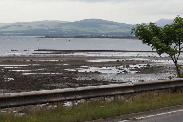 Slipway in Cromarty Firth