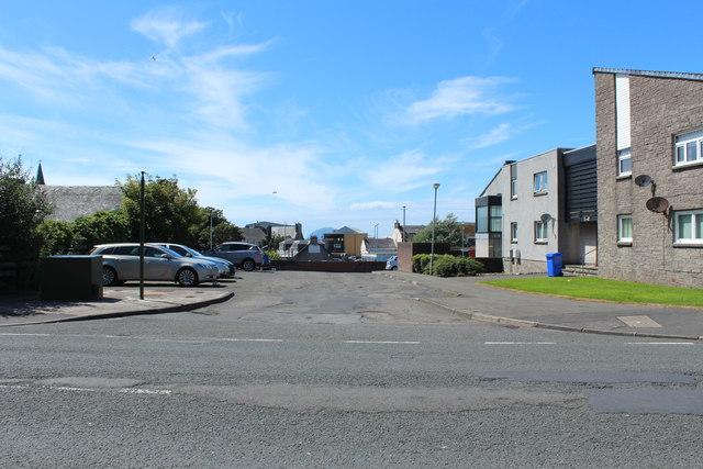 McMillan Court, Girvan