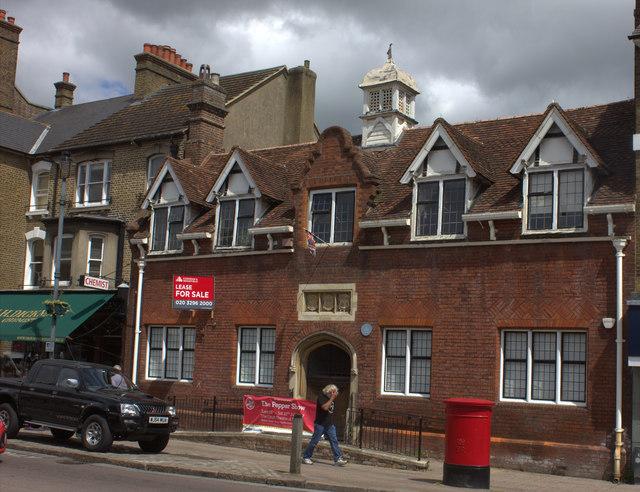 Bourne school, Berkhamsted