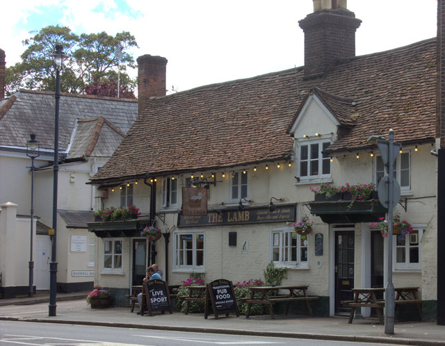 The Lamb, Berkhamsted