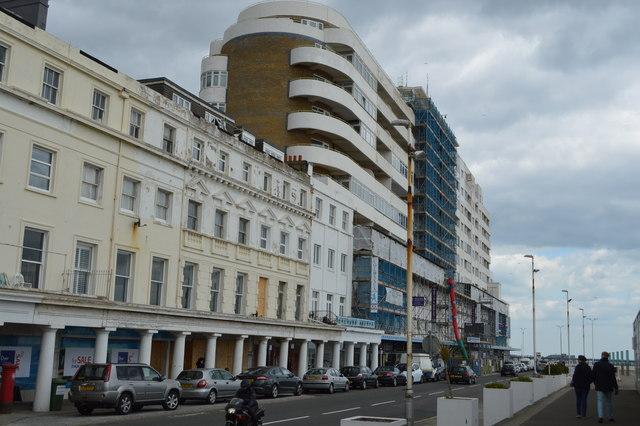 Eastern Colonnade