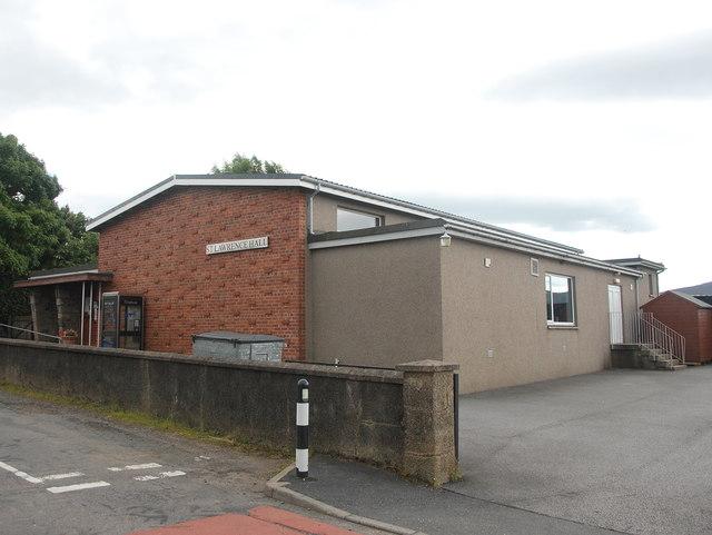 St Lawrence Community Hall, Old Rayne