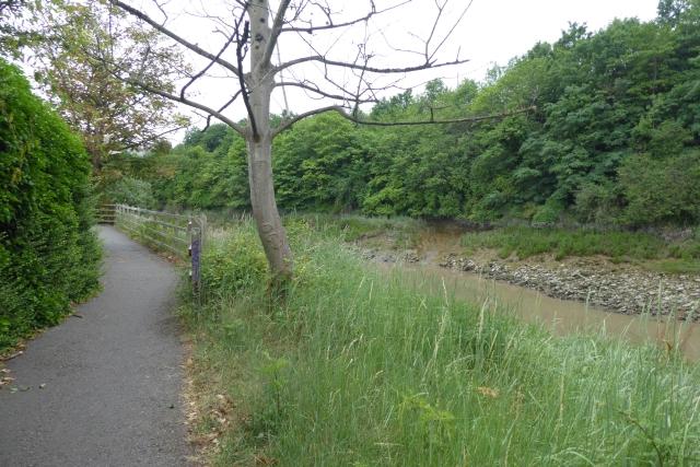 Avon river path