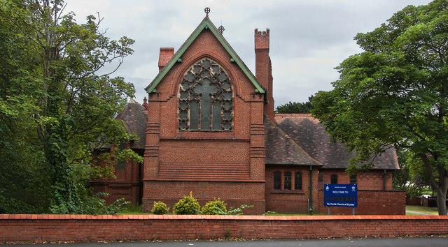 St Hildeburgh's Parish Church, Hoylake