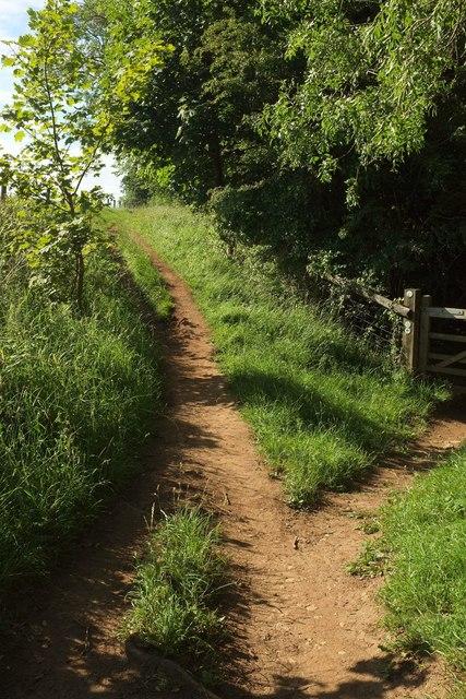 Junction on Wychavon Way