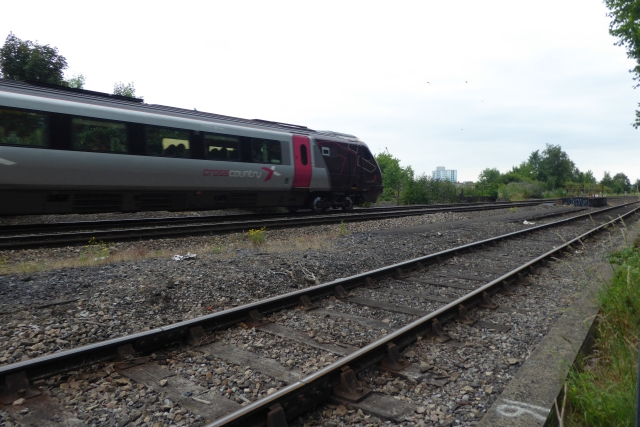 Cross Country train