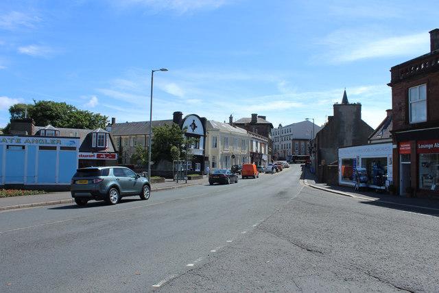 Bridge Street, Girvan