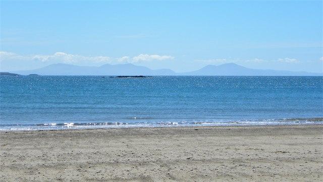 Sunny Silver Bay