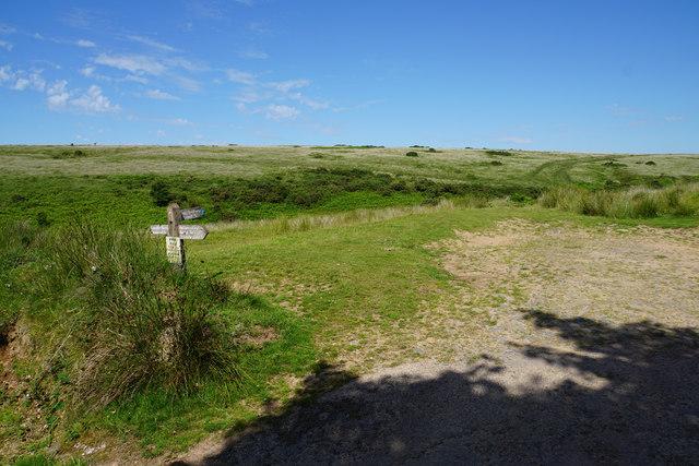 Bridleway to Furzehill