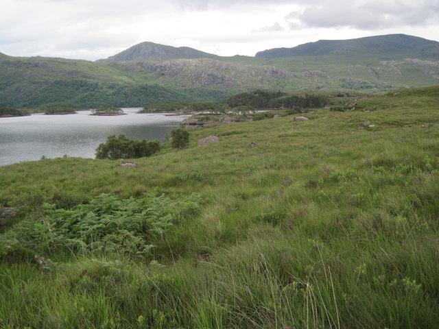 Near Loch Maree