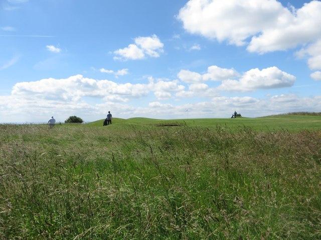 Bridlington Links Golf Course