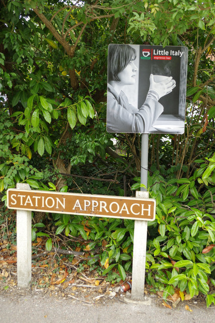 Station Approach, Wendover